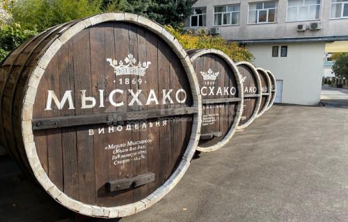Экскурсия на винодельню Мысхако