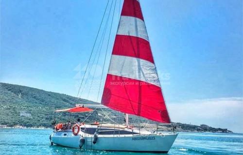 Морская рыбалка на яхте «Вега»