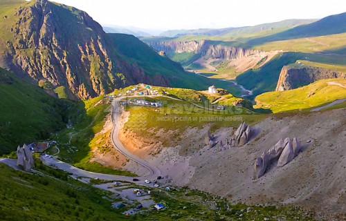 Джилы-Су, Медовые водопады, Кавказские минеральные воды