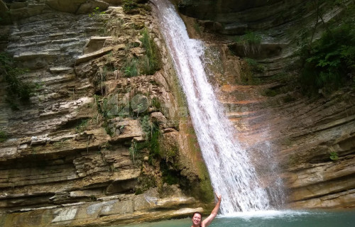 Пшадские водопады «Долина безветрия»