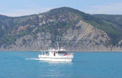 Морская рыбалка на катере «Аргус»