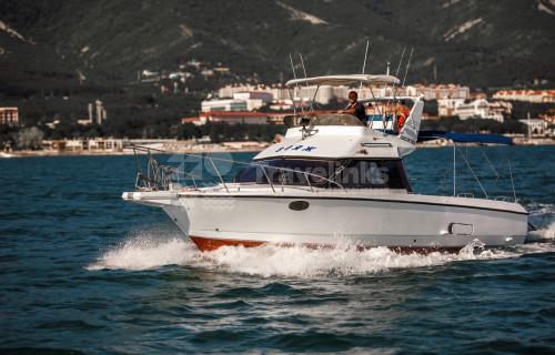 Морская рыбалка на судне «Вояж»