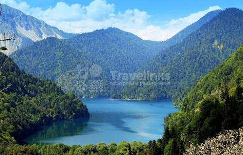 В Абхазию Мандариновый рай из Новороссийска