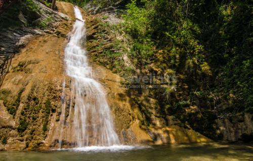Авторская экскурсия «Гебиусские водопады»