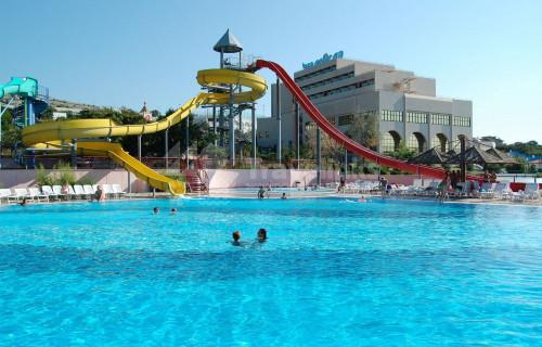 Аквапарк отеля «Надежда» в Кабардинке