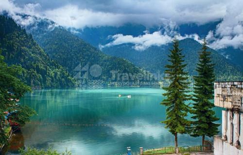В Абхазию — Земной Рай