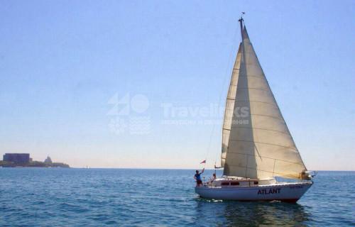 Парусная яхта «Атлант»