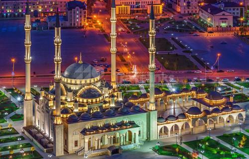 В Чечню на 2 дня