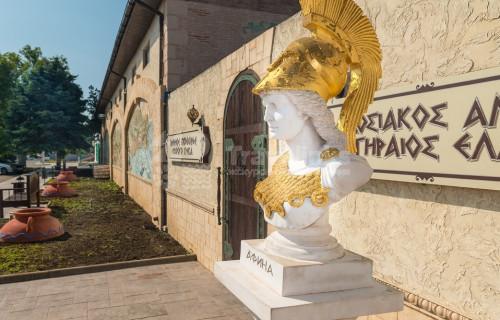 Экскурсия в винное подворье Старого Грека