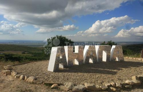 Анапа — начало Кавказских гор
