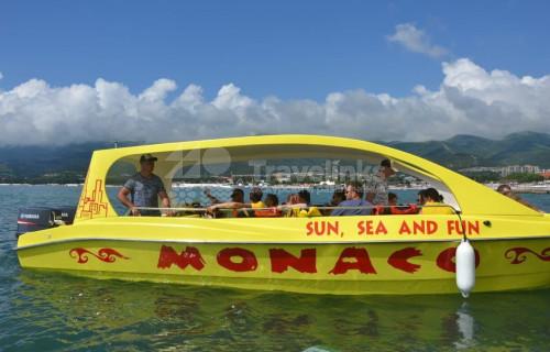 Катер «Монако»
