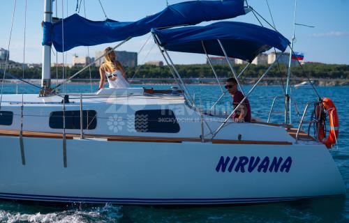Морская рыбалка на яхте «Нирвана»
