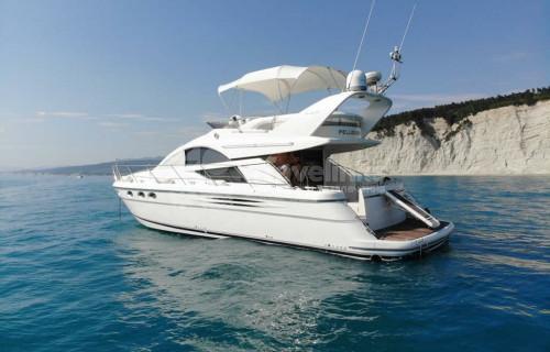 Яхта Pellegrino